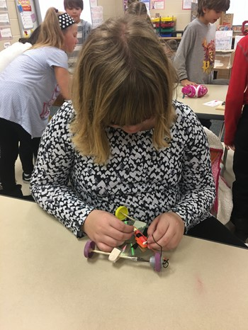STEM Passion Projects