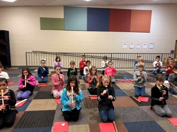 Ms Wolf's Music Class