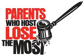 Parents who host