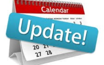 calendar update image