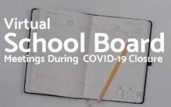 virtual board meeting image