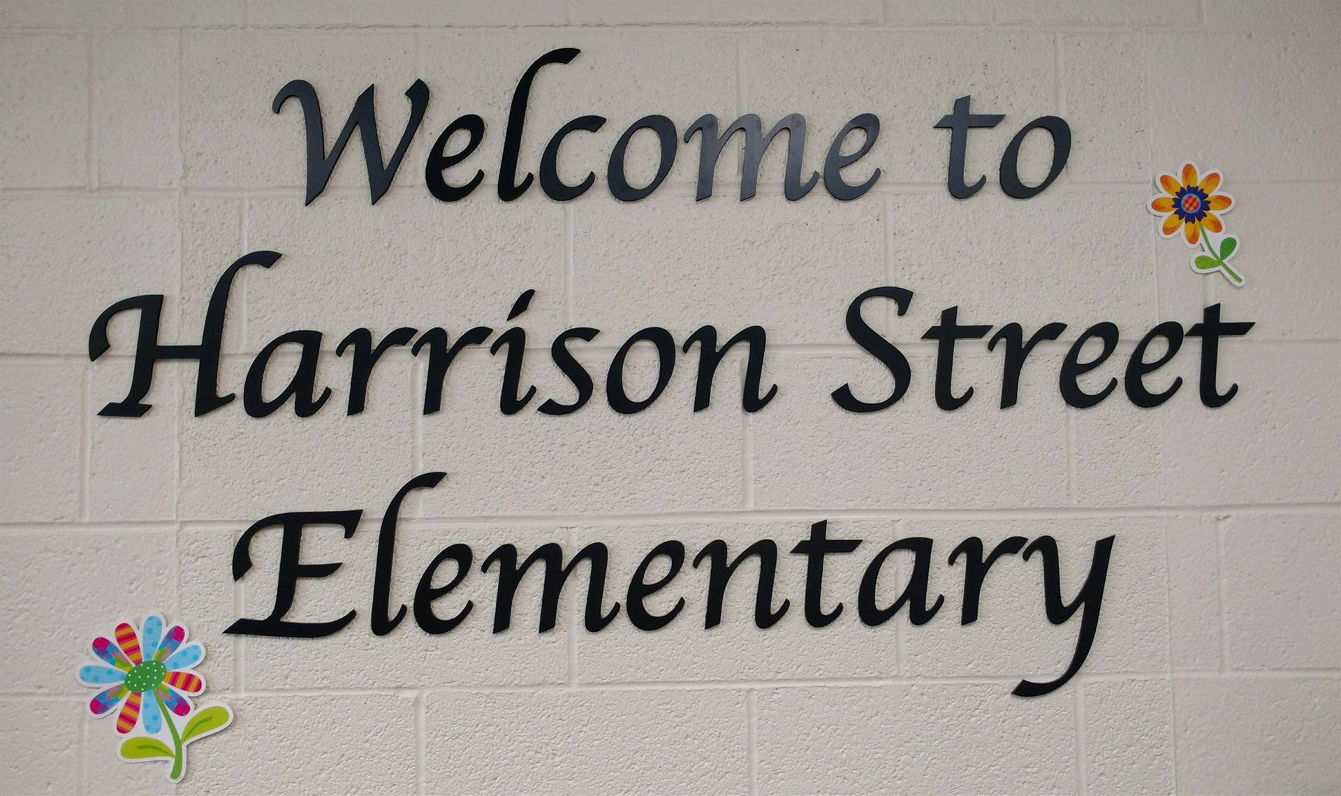 Welcome to Harrison Street