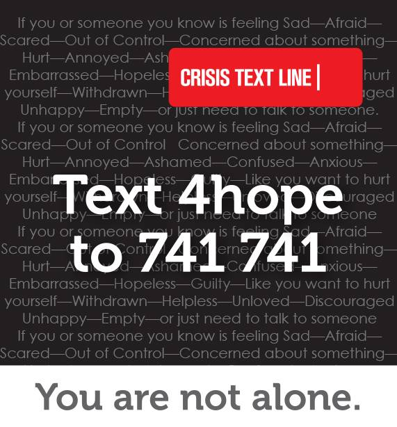 Crisis-Text Line