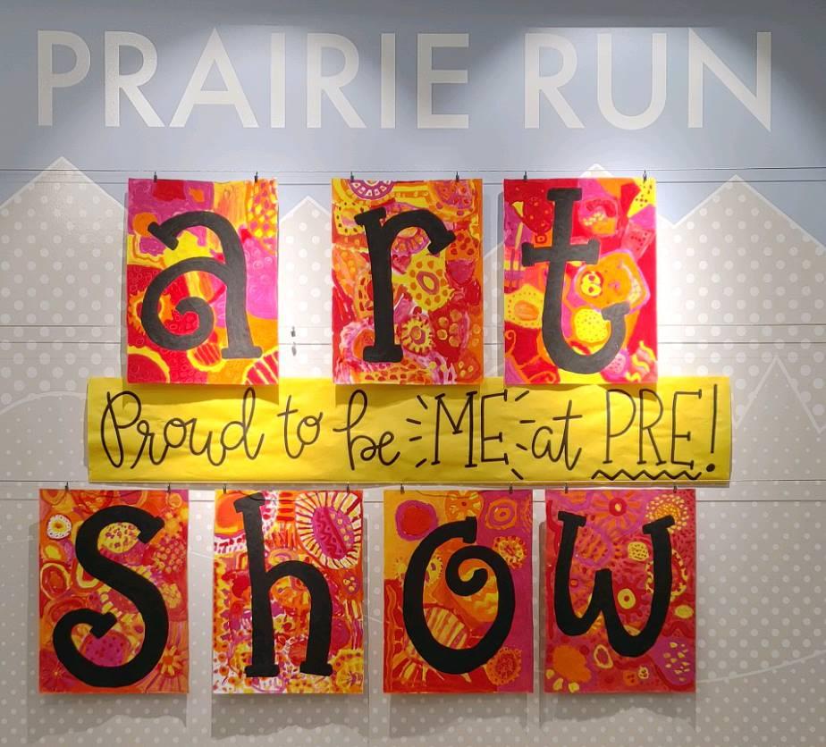 PRE Art Show