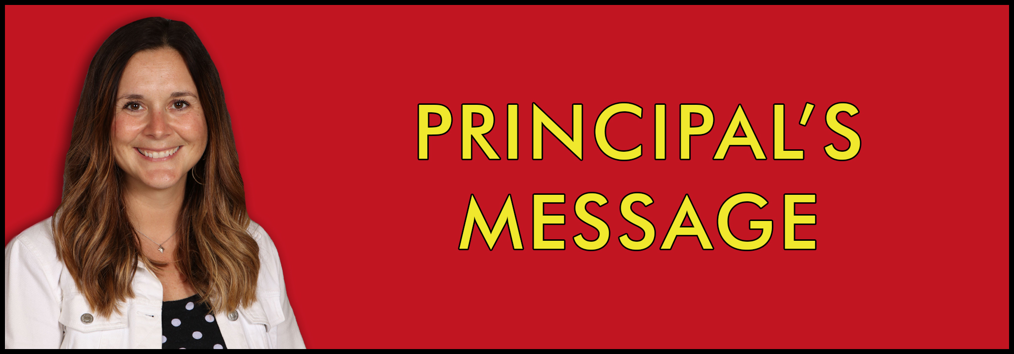 principal message image
