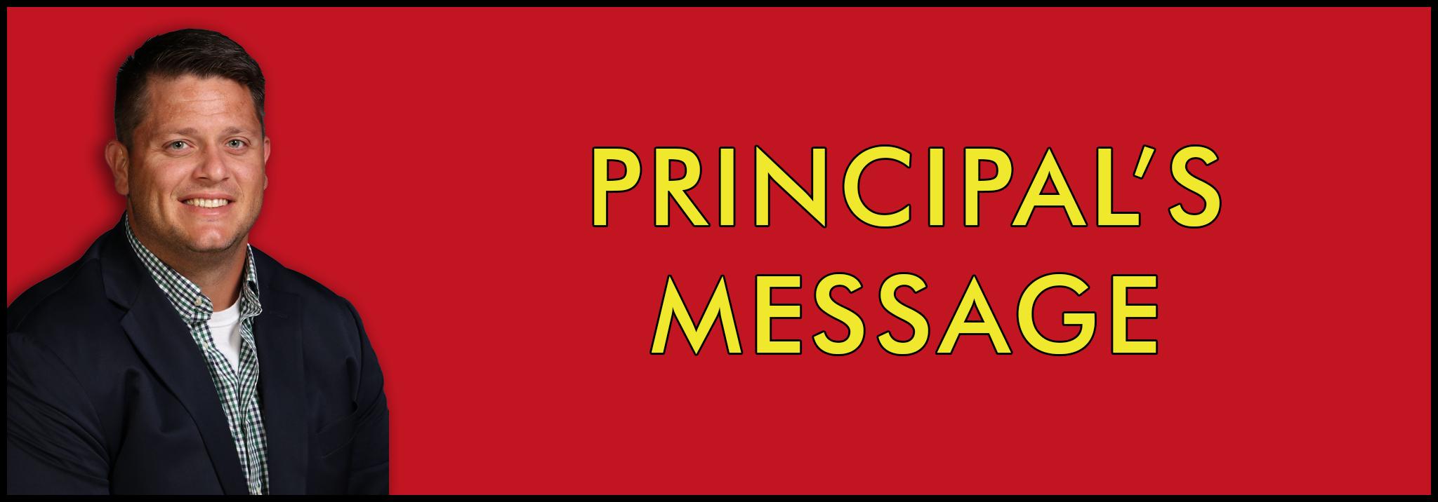 principal message image
