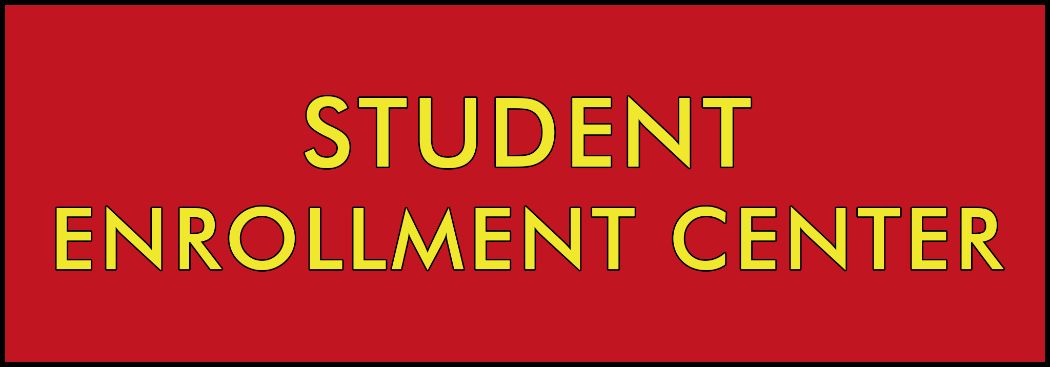 student enrollment button