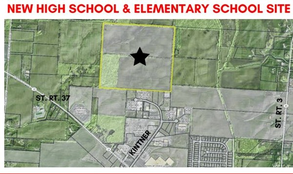 Site for New Schools